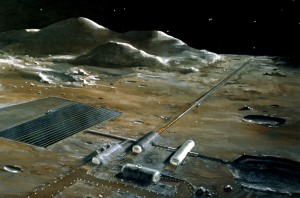 CHINA: LET'S GO TO THE FAR SIDE OF THE MOON