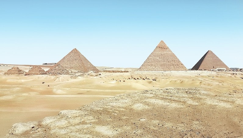 YOU DON'T SAY: RUSSIAN SCIENTISTS SAY GREAT PYRAMID FOCUSES